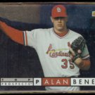 ALAN BENES 1994 Upper Deck Foil Prospects #529.  CARDS