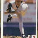 CHUCK FINLEY 1994 UD CC Silver Signature Insert #515.  ANGELS