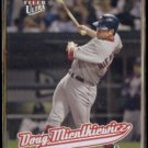 DOUG MIENTKIEWICZ 2005 Ultra #46.  RED SOX