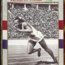 JESSIE OWENS 1991 Impel Olympic HOF #1.