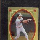 CAL RIPKEN Jr. 1984 Topps mini Foil Sticker #197.  ORIOLES