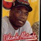 DIKEMBE MUTOMBO 1996 Ultra #4.  HAWKS