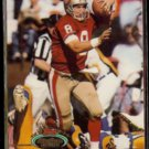 STEVE YOUNG 1993 Stadium Club #208.  49ers