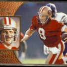 STEVE YOUNG 1996 Select #124.  49ers