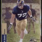CHRIS LONG 2008 UD SP Premier Prospects Foil #161.  RAMS