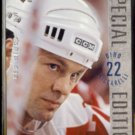 DINO CICCARELLI 1995 UD Special Edition Insert #SE28.  RED WINGS