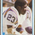 TED BROWN 1981 Topps #247.  VIKINGS