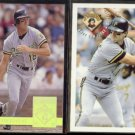 ANDY VAN SLYKE 1994 Donruss SE Gold + 1994 Fleer Atlantic Inserts.  PIRATES
