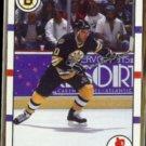 KEN HODGE 1990 Score Traded #85T.  BRUINS