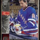 WAYNE GRETZKY 1997 Pinnacle Inside #3.  RANGERS