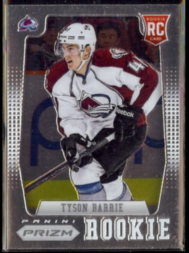 TYSON BERRIE 2012 Panini Prizm Rookie #63.  AVALANCHE