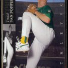 TODD VAN POPPEL 1994 Upper Deck Electric Diamond Insert #195.  A's