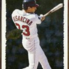 GARY DiSARCINA 1995 Topps Special Effect Insert #010.  ANGELS