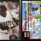 BARRY BONDS (2) 1992 Stadium Club #620.  PIRATES
