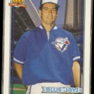TOM CANDIOTTI 1991 Topps Traded #18T.  BLUE JAYS