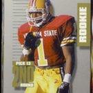 PHILLIPPI SPARKS 1992 PrimeTime Rookie #218.  GIANTS