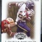LaDAINIAN TOMLINSON 2007 Topps Triple Threads #'d Insert 617/639.  CHARGERS