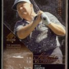 BILLY CASPER 2003 UD SP Authentic #'d Insert 0976/1970.  Salute to Champs
