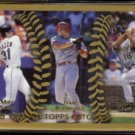 MIKE PIAZZA 1999 Topps Catchers #459 w/ IROD.  METS