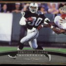 DESMOND HOWARD 1998 Upper Deck #188.  RAIDERS