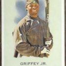 KEN GRIFFEY Jr. 2010 Topps Allen & Ginters Rookie #212.  MARINERS
