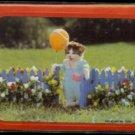 CATS Sticker 1983 Satoru - Puzzle Back