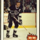 WAYNE GRETZKY 1990 Topps Scoring Leader #12.  KINGS