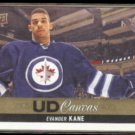 EVANDER KANE 2013 Upper Deck Canvas #C63.  JETS