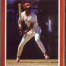 ERIC DAVIS 1990 Starline Coca Cola #3 of 40.  REDS