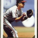 BROOK JACOBY 1993 Topps GOLD Insert #303.  INDIANS