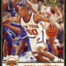 GREG ANTHONY 1993 Hoops GOLD Insert #143.  KNICKS