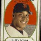 BARRY BONDS 2005 Topps Cracker Jack #127.  GIANTS