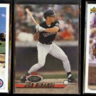 JOE GIRARDI (3) Card Lot (1991 - 1993).  CUBS / ROCKIES