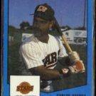 CARLOS BAERGA 1989 Pro Cards #9.  LAS VEGAS STARS