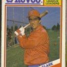 JACK CLARK 1988 Topps Revco Leaders #4.  CARDS
