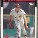 STEVE CARLTON 1986 Topps #120.  PHILLIES