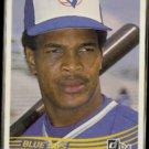 GEORGE BELL 1984 Donruss #73.  BLUE JAYS