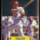 JACK CLARK 1987 Leaf Pop Up N#OB.  CARDS