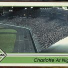 CHARLOTTE at Night 1992 TRAKS #1B - Davey Allison - WInston Cup - Glossy