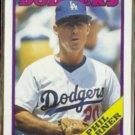 PHIL GARNER 1988 Topps #174.  LA DODGERS
