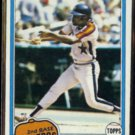 JOE MORGAN 1981 Topps #560.  Houston ASTROS