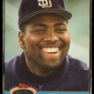 TONY GWYNN 1991 Stadium Club #308.  PADRES