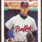 JEFF NEELY 1991 Impel Line Drive Pre Rookie #40.  BISONS