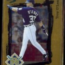 TROY O'LEARY 1995 Score Gold Rookie #593.  BREWERS