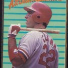 JACK CLARK 1988 Fleer All Star Team Sub-set card #11 of 12.  CARDS