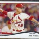 JOE KELLY 2014 Topps #62.  CARDS