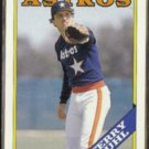 TERRY PUHL 1988 Topps #587.  ASTROS