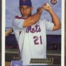 JAY PAYTON 1996 Topps (Now Appearing) #350.  METS