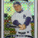 WILL NIEVES 2006 Topps Chrome XFractor Rookie #325.  YANKEES