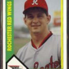 MICKEY WESTON 1990 CMC (Flower City) #3.  RED WINGS
